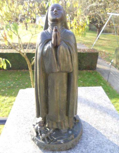 statuette sainte therese de lisieux 1