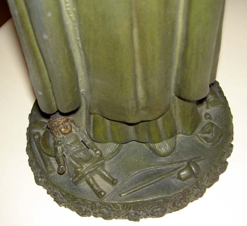 Statuette Sainte Thérèse de Lisieux