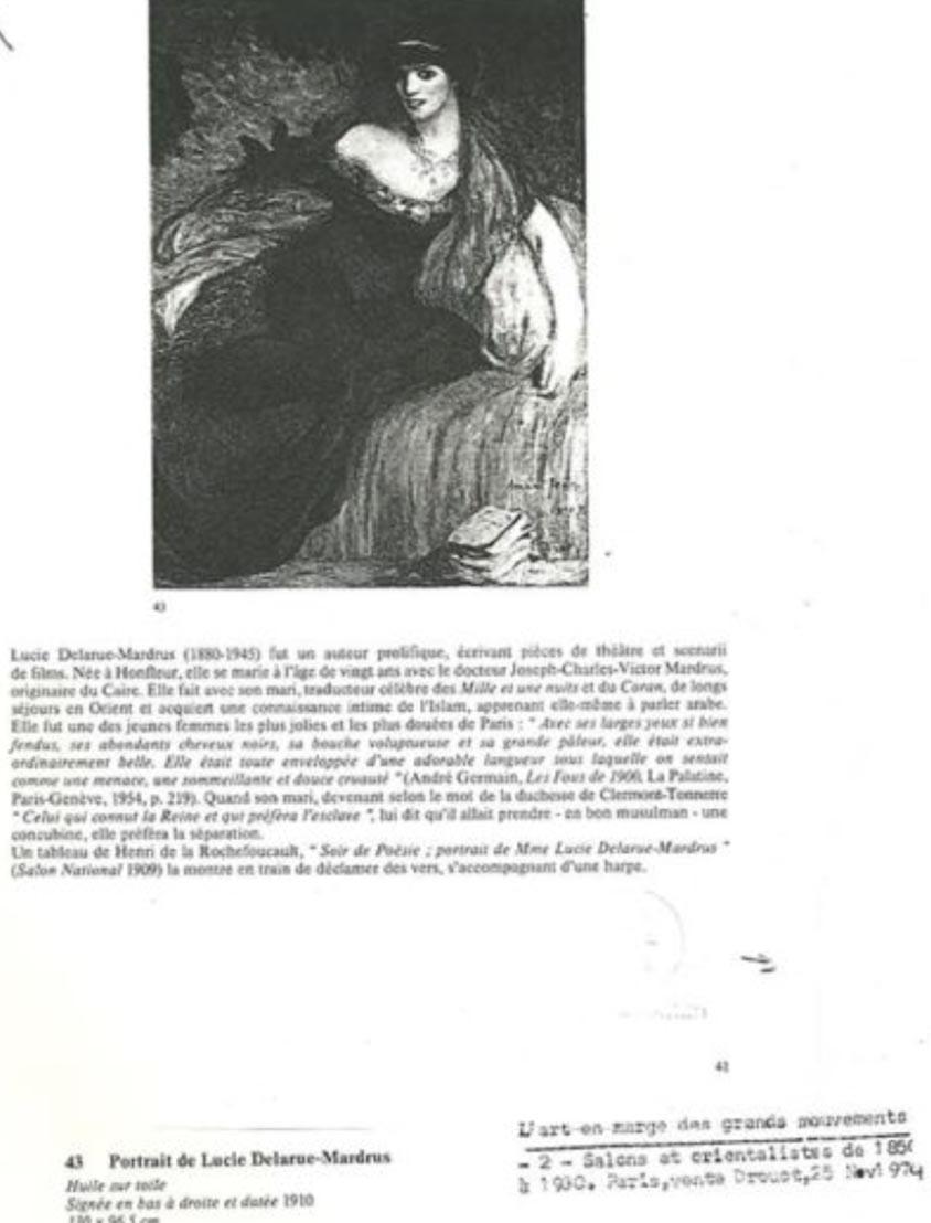 Lucie Delarue-Mardrus